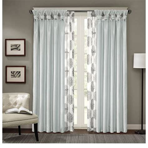 Outdoor Curtain Rods Kohls by Curtain Kohl Curtains Jamiafurqan Interior Accessories