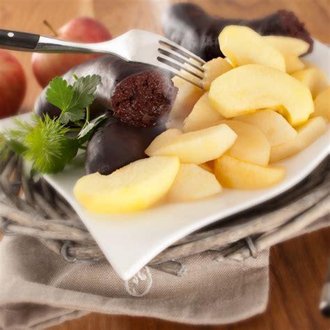 recette boudins aux pommes magazine omnicuiseur