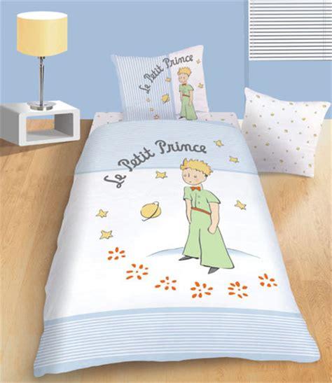 parure housse de couette le petit prince l 233 gende 140x200 cm taie d oreiller 63x63 cm plushtoy