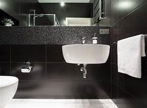 Schwarz Weiß Kontrast : fliesentrends 2016 holzoptik struktur mosaik oder xxl ~ Markanthonyermac.com Haus und Dekorationen
