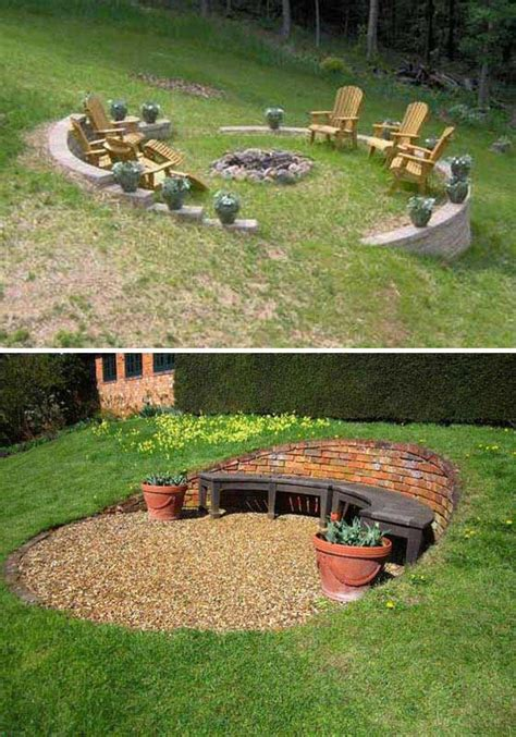 Slope Yard Ideas by 22 Amazing Ideas To Plan A Slope Yard That You Should Not