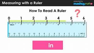 To Scale Inch : how to use a ruler to measure inches youtube ~ Markanthonyermac.com Haus und Dekorationen
