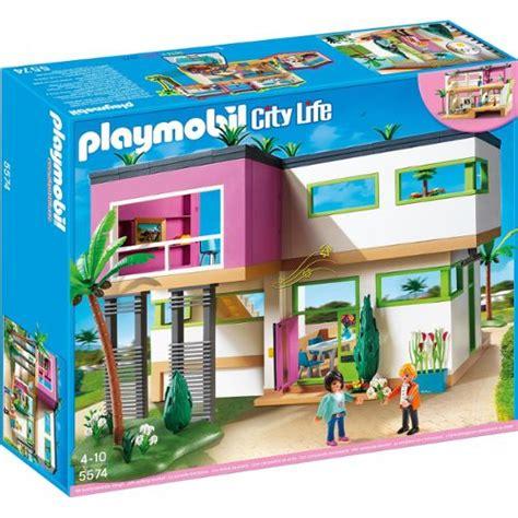 playmobil 5574 maison moderne 0115 achat et vente