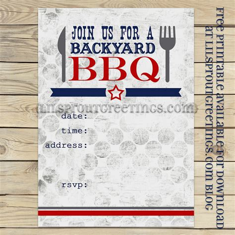 9 Best Images Of Printable Blank Bbq Invitations  Bbq. Daily Status Report Template. Monthly Budget Spreadsheet Template. Transfer Job Within Same Company Template. Business Plan Template Pdf. Thank You Note For Gift Template. Internet Of Things Stocks Template. Words To Describe The Weather Template. Ms Word Calendar 2015 Template