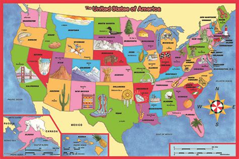 States And Capitals Jumbo Floor Puzzle And Other New