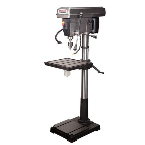 floor drill press 12 speed