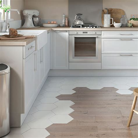 carrelage sol et mur blanc 25 8 x 29 cm kanya castorama kitchen dining room