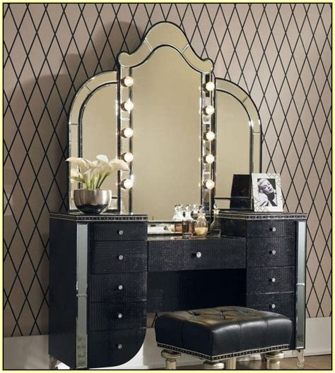 light up vanity table shanti designs lighted vanity table shelby