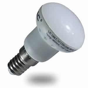 Werden Led Lampen Warm : led lamp e14 r39 3 watt warm wit het ledmagazijn ~ Markanthonyermac.com Haus und Dekorationen
