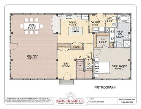 barn house plans smalltowndjs