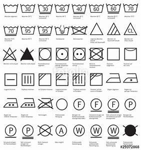 Nicht Schleudern Waschsymbol : textilpflegesymbole waschen reinigen trocknen gl tten stockfotos und lizenzfreie vektoren ~ Markanthonyermac.com Haus und Dekorationen