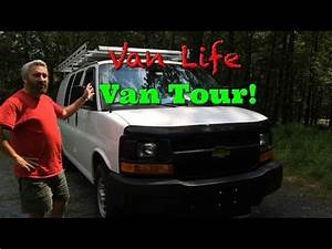 Van Life; Van Tour! - YouTube