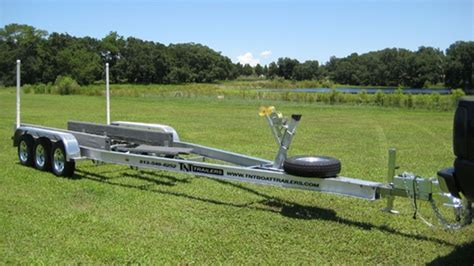 Boat Trailer Triple Axle Used by Boat Trailer Types Freedom Of Choice Boat Trader
