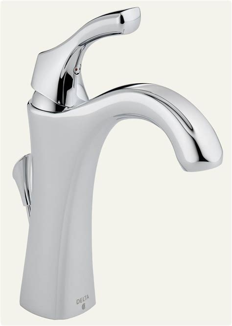 leaking bathtub faucet single handle delta delta 592 dst single handle centerset lavatory
