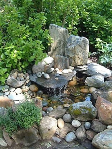 Cascade Et Fontaine De Jardin , 69 Déco Pour Les Moments