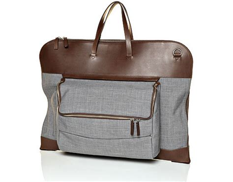 the ideal garment bag parisian gentleman