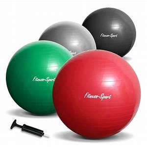Sitzball Als Bürostuhl : gymnastikball 65 75 85 cm 300 kg b rostuhl sitzball fitnessball pilates pumpe ebay ~ Whattoseeinmadrid.com Haus und Dekorationen