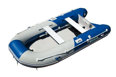 Air Deck Inflatable Boat by 11 Ft Inflatable Dinghy W Air Deck Floor Aquamarine