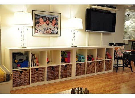 Toy Storage For Living Room?  Living Room  Pinterest
