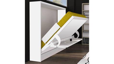 lit escamotable et bureau int 233 gr 233 aventino coloris aux choix finitions bois