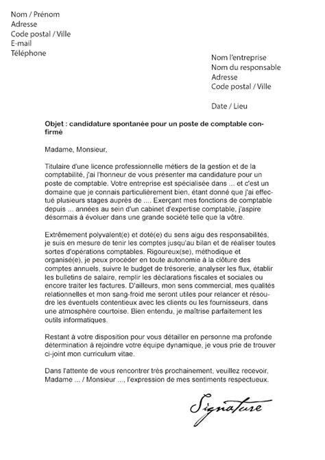lettre de motivation comptable confirm 233 mod 232 le de lettre