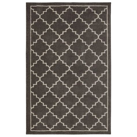 the home depot area rugs home decorators collection winslow walnut 10 ft x 12 ft