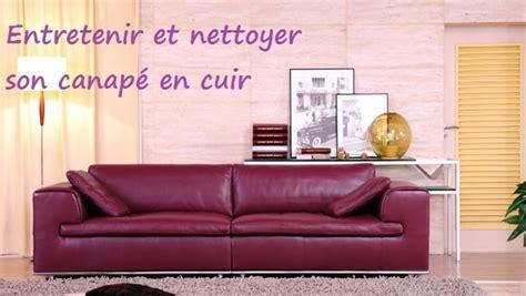 comment nettoyer un canap en cuir blanc canap en cuir capitonn with comment nettoyer un