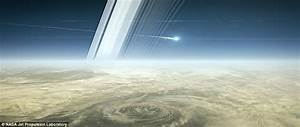 Cassini spacecraft beams back new images of Saturn | Daily ...