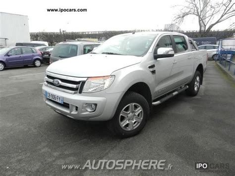 2012 ford ranger xlt 4x4 cabin limited car photo and specs