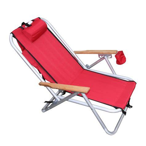 Wearever Chair Aluminum by Wearever Backpak Chair Beachkit