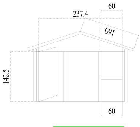 plan de cabane en bois facile myqto