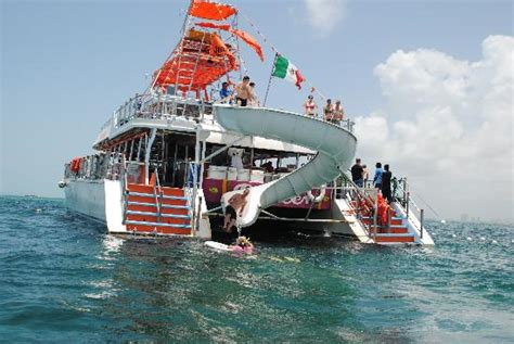 Catamaran Party Boat Cancun by Dancer Cruise Cancun All You Need To Know Before You
