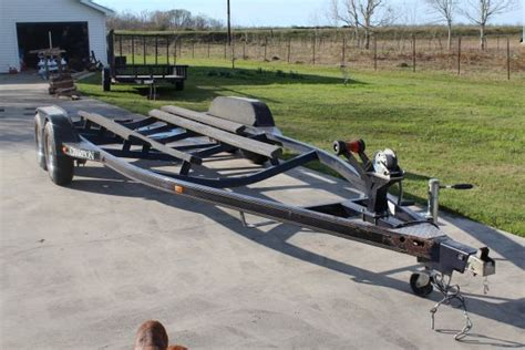 Boat Trailer Tires Bass Pro by Dual Axle Chion Bass Boat Trailer For Sale Or Trade
