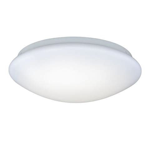 cloud 12 quot 21 watts dimmable led white puff light at menards 174