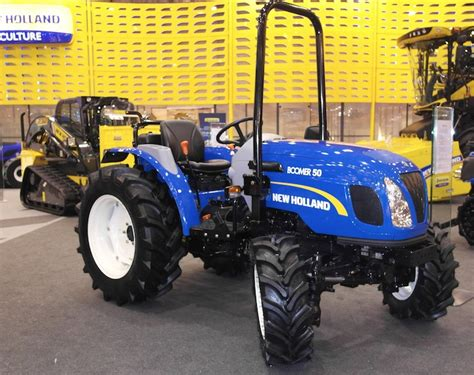 Boomer 45d Easy Drive New Holland Specializzato, Bello E