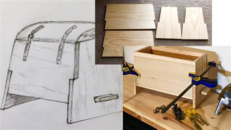Make A Viking Chest, Part 1 Your Top Drawer Palmerston North Build Pull Out Trash Sharp In The Microwave Cash Counter Excel Wardrobe And Chest Of Drawers Set White Blum Tandembox Internal Front Ferrara Black 4 Tallboy Wooden Under Bed Storage