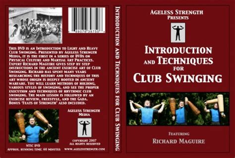 Dvd  Introduction To Club Exercise Light And Heavy