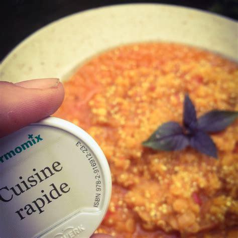 loulougourmet lentilles corail au curry quinoa 212 thermomix