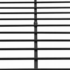 Bettgestell 140 X 190 : vidaxl bettgestell metall schwarz 140 x 200 cm g nstig kaufen ~ Markanthonyermac.com Haus und Dekorationen