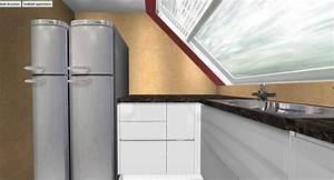 Küche In Dachschräge : kleine k che mit dachschr ge seite 2 k chen forum ~ Markanthonyermac.com Haus und Dekorationen