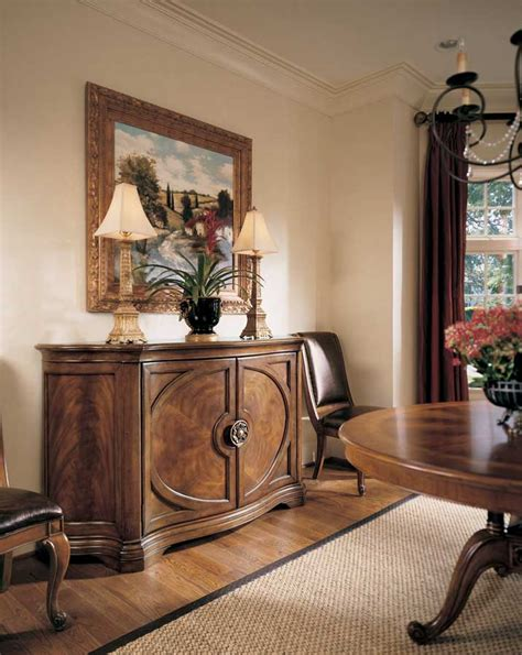bob mackie living room furniture bob mackie home classics cameo credenza with wood top