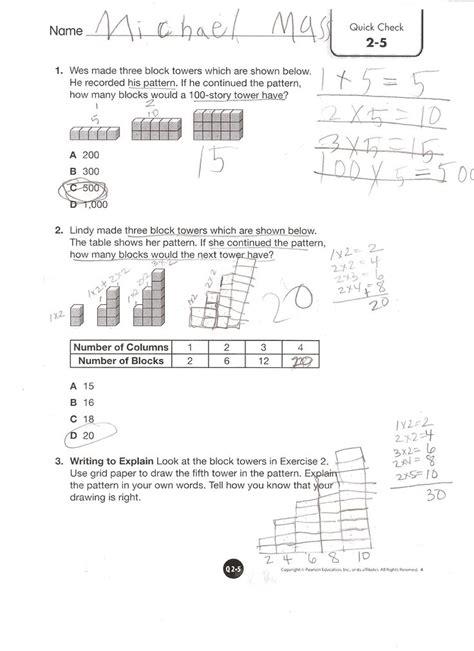 12 Best Envision 4th Grade Math Images On Pinterest  Envision Math, Homework And Algebra