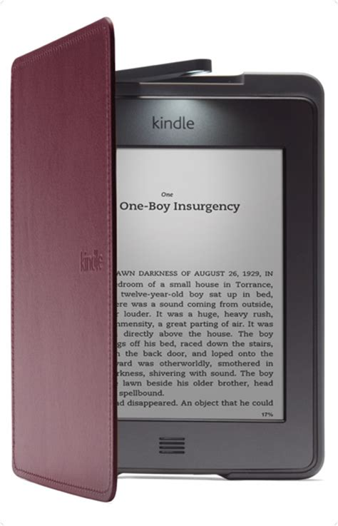 Kindle Touch Cover With Light by Best Kindle Paperwhite Covers And Cases New Ebook Reader