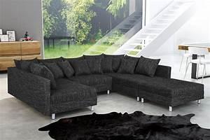 Billiger Sofa Kaufen : wohnlandschaft sofa couch ecksofa eckcouch in real ~ Markanthonyermac.com Haus und Dekorationen