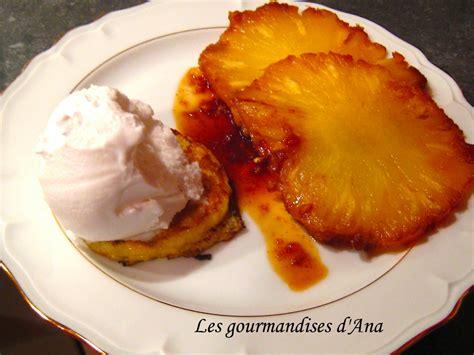 recette du 1er salon du culinaire ananas r 244 ti 224 la vanille caram 233 lis 233 e gingembre et sa