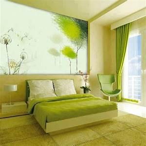 Wandfarben Ideen Schlafzimmer : farbideen schlafzimmer die sie bei der zimmergestaltung inspirieren ~ Markanthonyermac.com Haus und Dekorationen