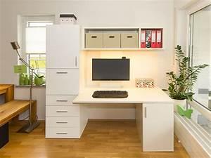 Schreibtisch Im Wohnzimmer : arbeitsecke im wohnbereich urbana m bel ~ Markanthonyermac.com Haus und Dekorationen