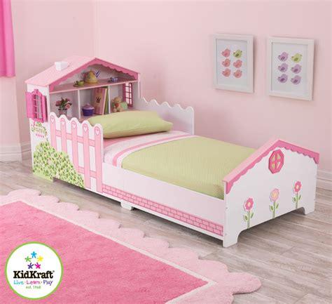 dollhouse toddler bed by kidkraft rosenberryrooms