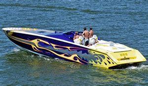 Ski Boat Paint Jobs by Boat Collision Repair Custom Graphics Myrtle Beach Sc