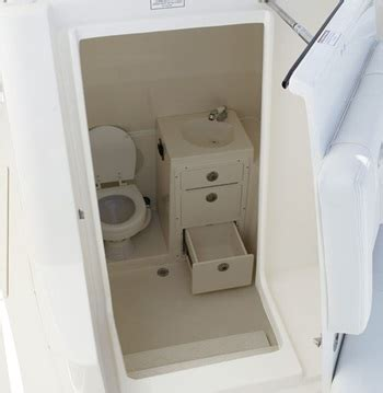 Center Console Boats With Porta Potty by What S Inside That Center Console Five Surprises Boat
